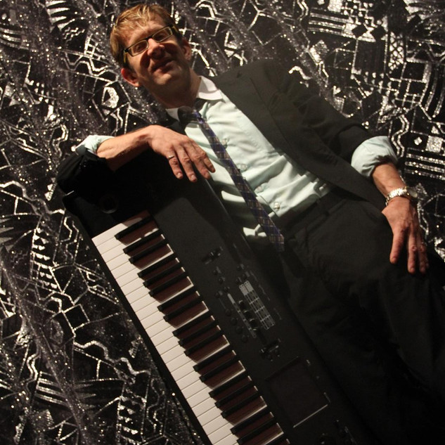 Dave Currier Pianist
