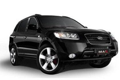 Hyundai Santa Fe 2009 - 2012