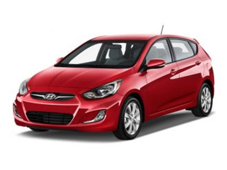 Hyundai Accent 2011 - 2015