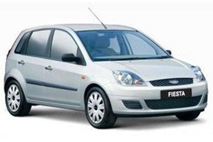 Ford Fiesta 2004 - 2005