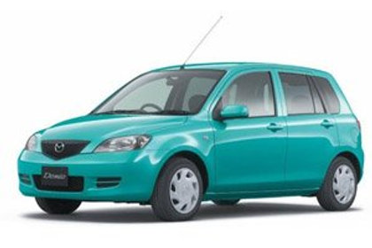 Mazda 2 DY 2002 - 2007
