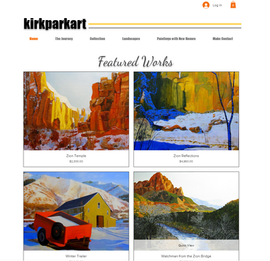 Kirk Parkinson Painter