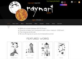 Fine Artist selling Online