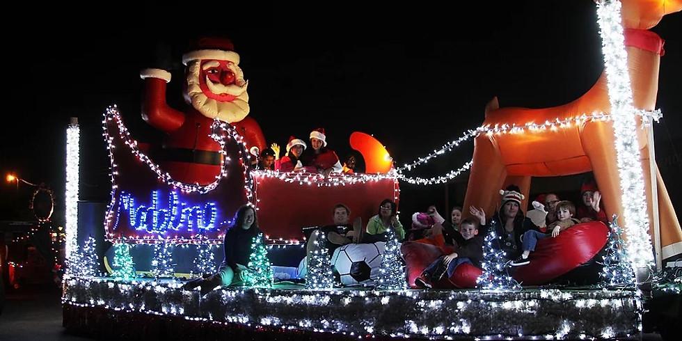 Christmas Parade 2020 Cancelled