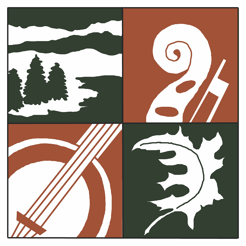 """Adirondack Sketches"" Logo by Stacey Frasier Darling"