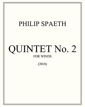 Quintet No 2 for Winds Title.png