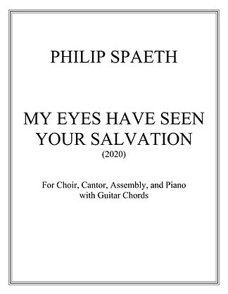 My Eyes Have Seen Your Salvation-Title.j