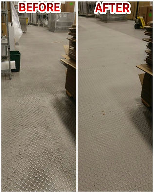 floor cleaning