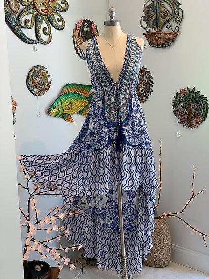 Balaeric Beaty Hi-Low Dress
