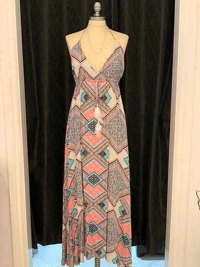Ladies Sunset Dress