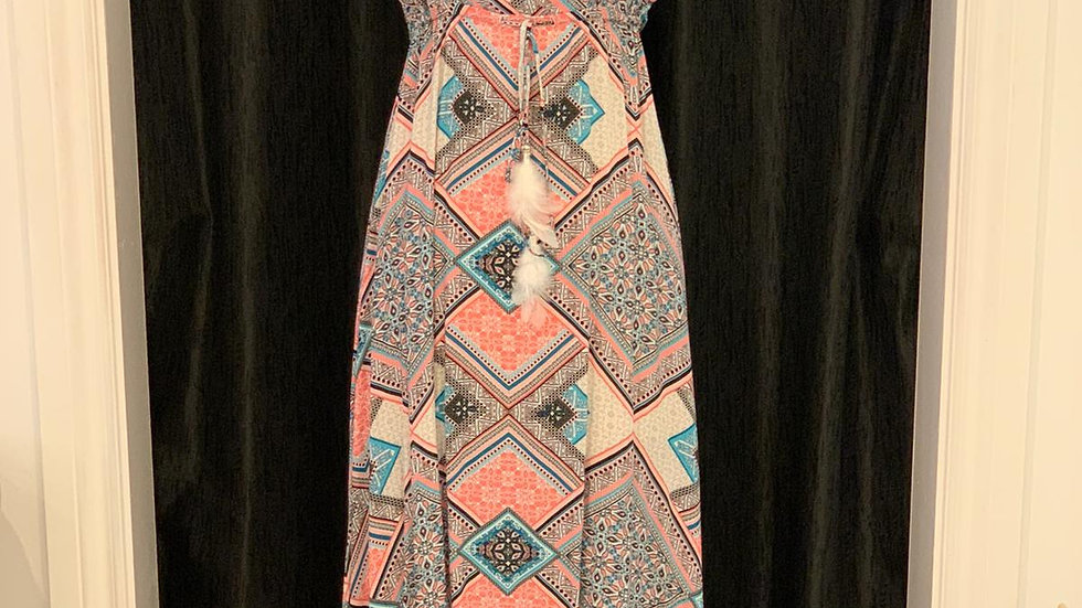 Ladies Sunset Dress