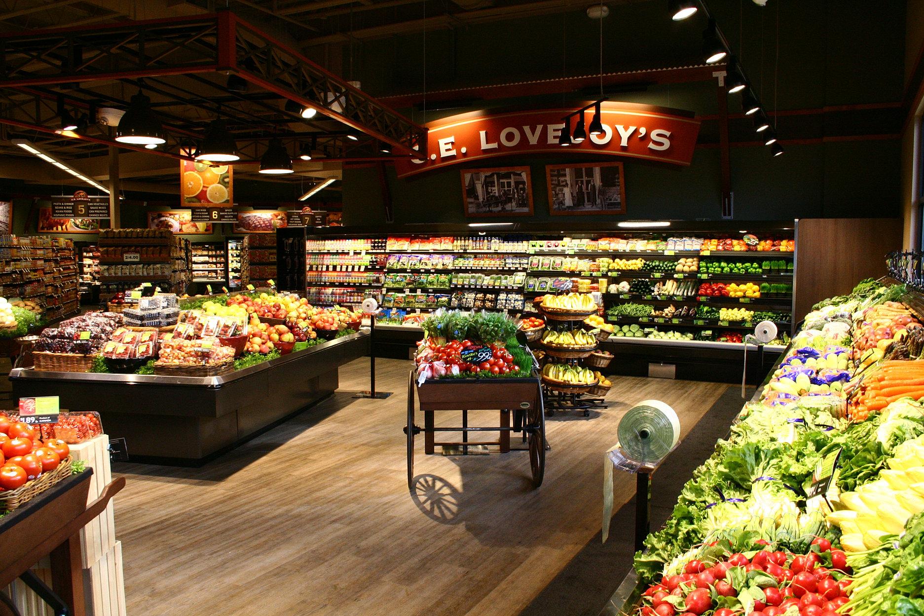Food Market Designs | Phillips Enterprises, Inc | Langley, WA