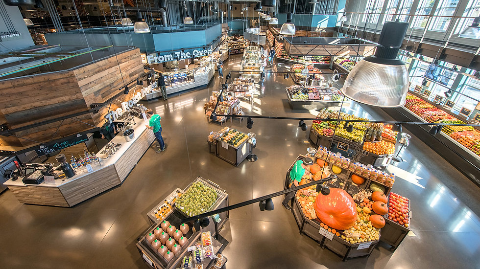Grocery Store Design (Food Market Designs - My Fresh Basket)