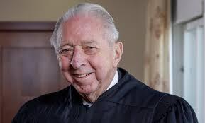 In memorium:  Judge Dickinson Debevoise