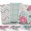 Emily Spadoni Floral Pattern Download Pretty Stylish Journals Design Set