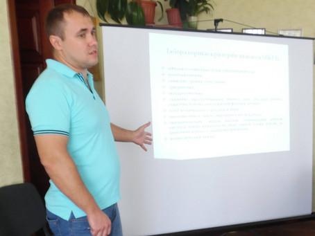 Сотрудничество с Луганским государственным медицинским университетом