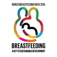 Всемирная неделя грудного вскармливания 2016