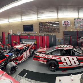 That's A Wrap: Late model car gets a new wrap