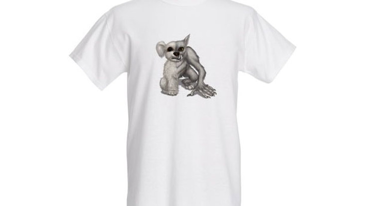 Taco Wearwolf t Shirt