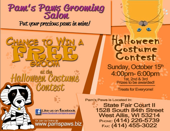 2017 Halloween Costume Contest This October!