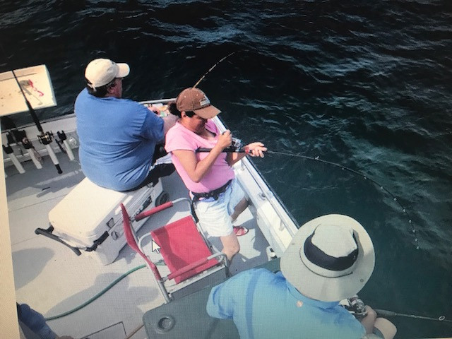Cod On The Rod Today...Next Trip Maybe Tues, July 31st...or Wed, Aug 1st