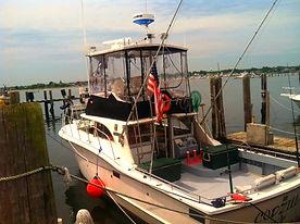 FV Codzilla, Charter Boat, Codfishing