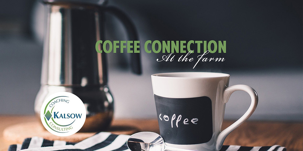 Coffee Connection August