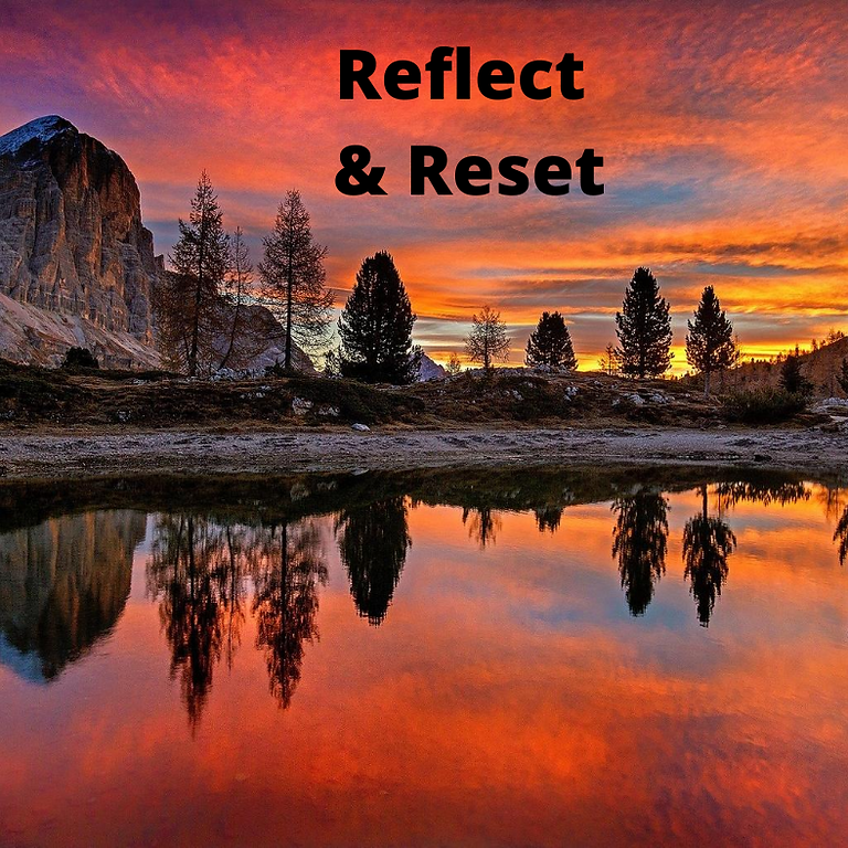 Reflect & Reset $69