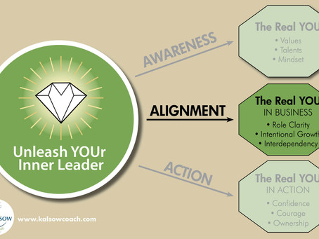 Module 2: The REAL You At Work