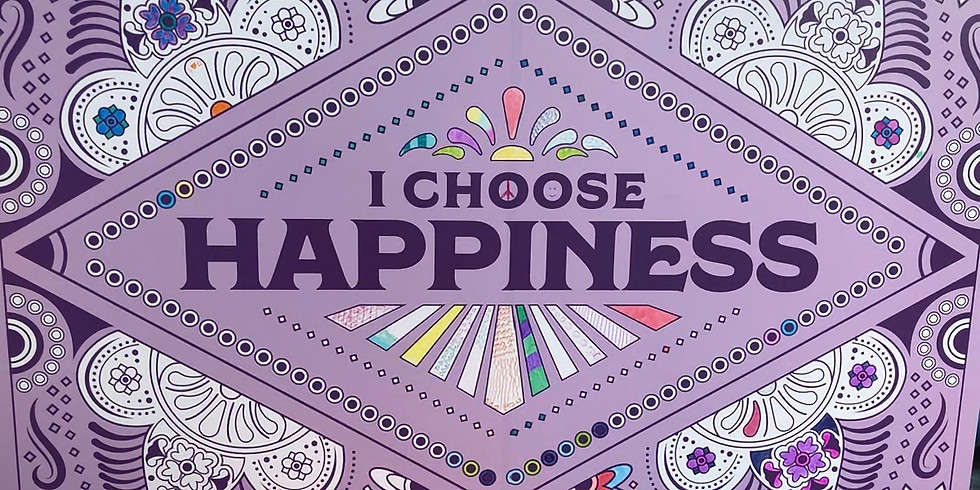 Happiness First!