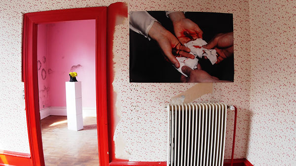 My Stigmata Bedroom (Wounds and Wedding