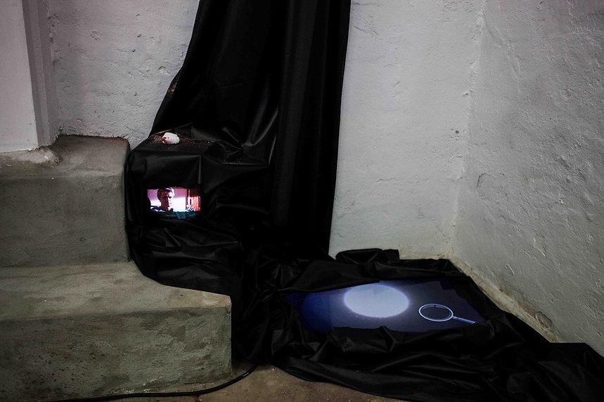Installation view_Kim Richard Adler Mejd