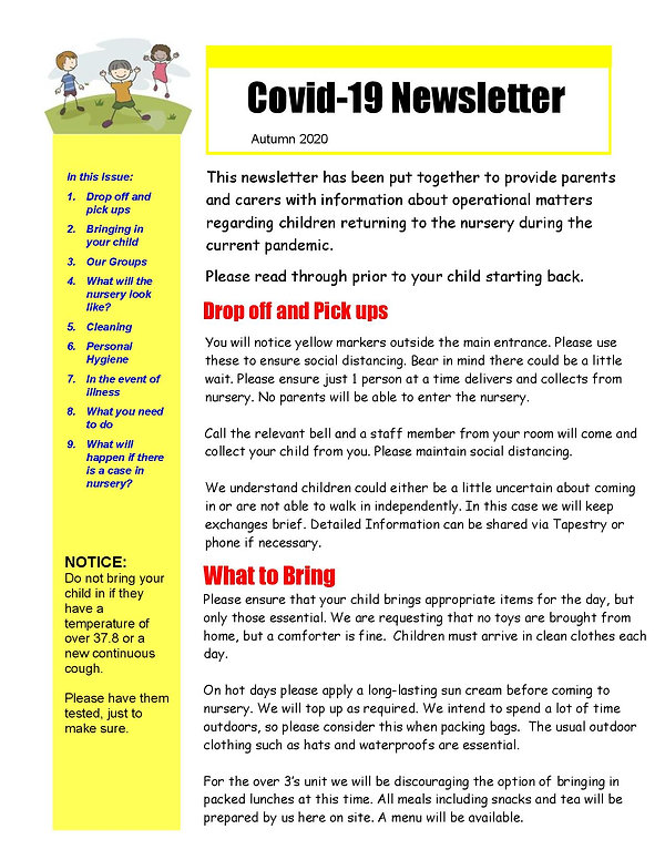 Covid-19 Newsletter Autumn 2020-page-001