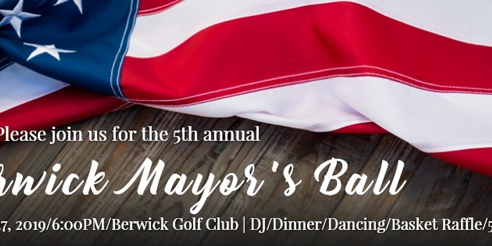 Berwick Mayors Ball