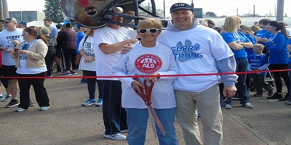 George Curry Walk to Defeat ALS Info and Registration Night