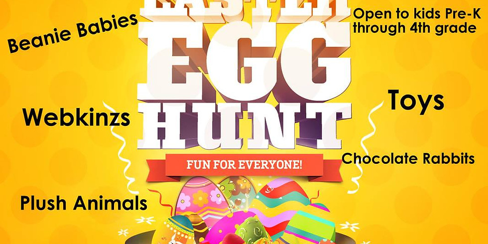 Easter Egg Hunt First Presbyterian Church