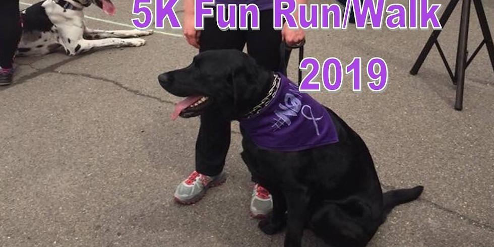 5 K Fun Run/Walk