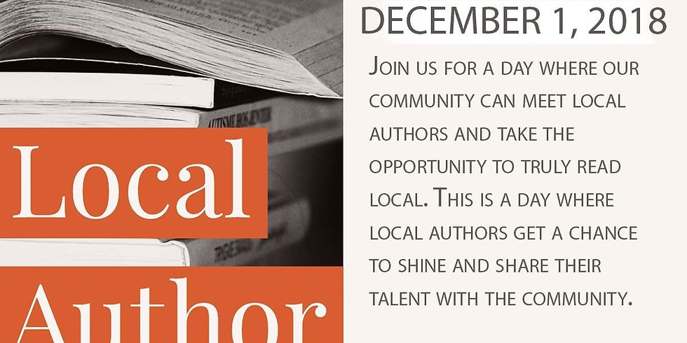 Local Author Meet and Greet