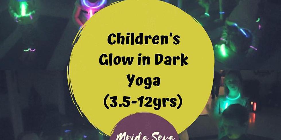 Children's Glow in Dark Yoga