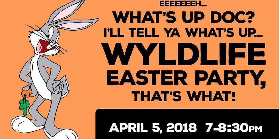 Easter Wyldlife Club