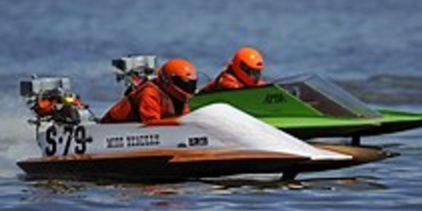 Berwick Regatta Boat Races!!