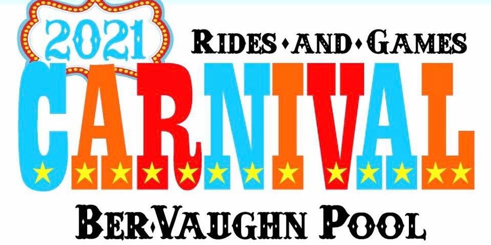 Ber-Vaughn Pool Carnival