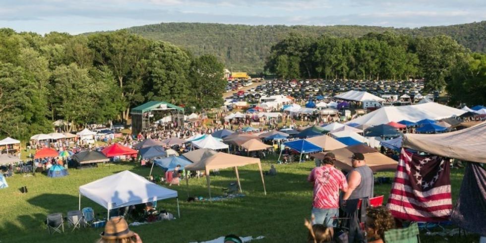 Briggs Farm Blues Festival 2021