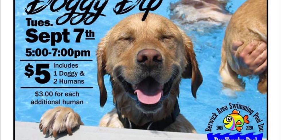 Doggy Dip -- Ber Vaughn Pool