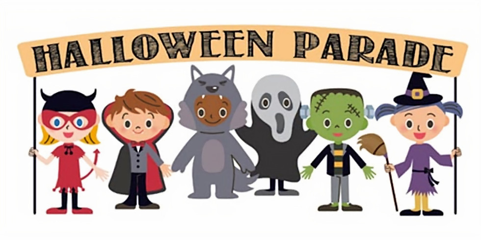 Berwick Halloween Parade