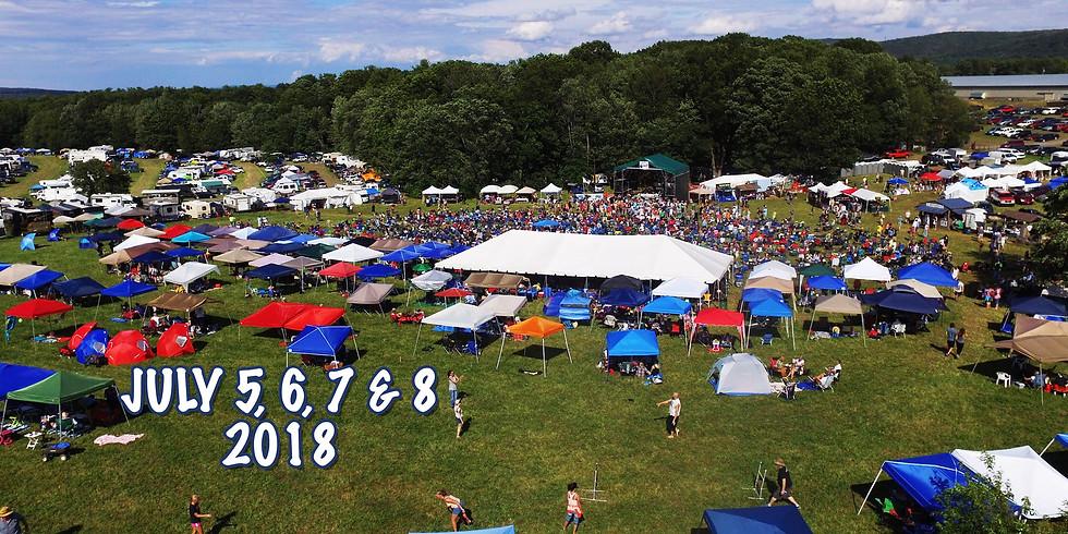 Briggs Farm Music Festival