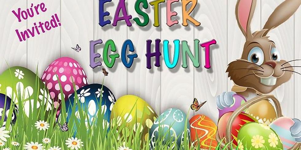 Community Easter Egg Hunt (BerVaughn Park)