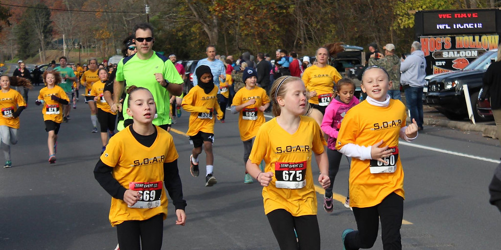10th Annual Run For The Cause