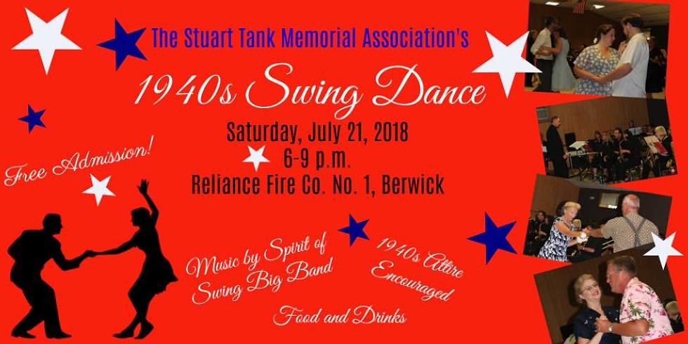 1940's Swing Dance/ WWII Weekend