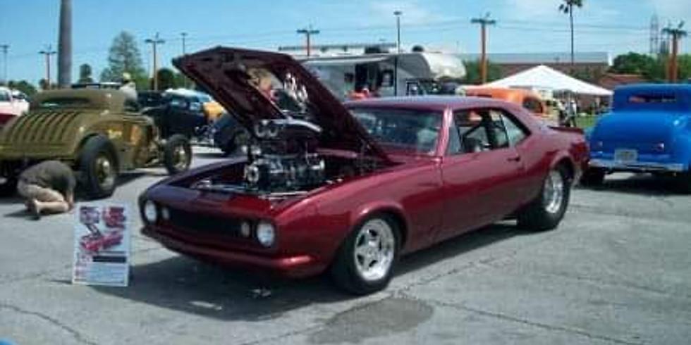 Cars For Kacie Rod and Custom Super Show